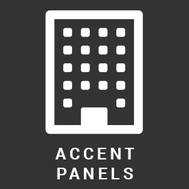 accent panels icons