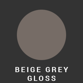 beige grey gloss color
