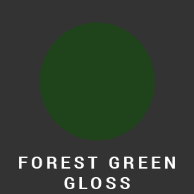 forest green gloss