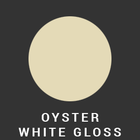oyster white gloss color