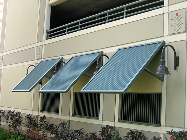 Commercial Sun Control Systems
