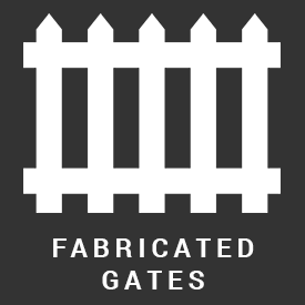 fabricated gates icon
