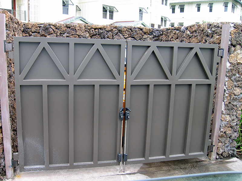 Custom Commercial Gate Systems