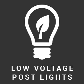 low voltage post lights